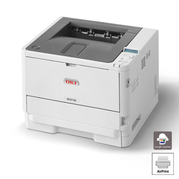 B512dn Monochrome Printer